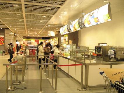軽食コーナー