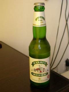 ハルビン ビール小瓶
