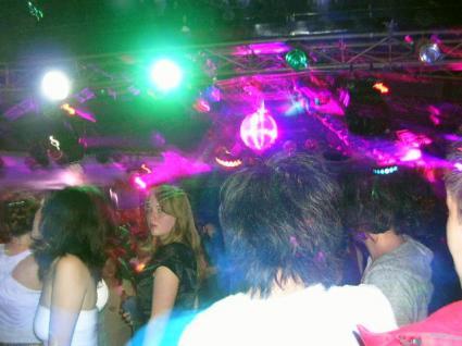 クラブイベント フロアの様子3