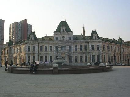 初代大連市役所