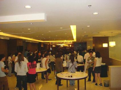 2008年度春期歓迎会