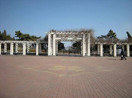 星海公園正門