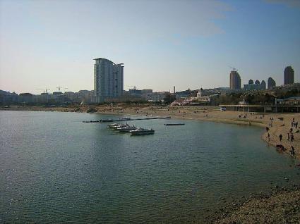 星海海水浴場