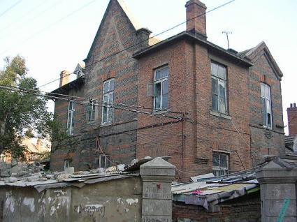 ロシア街旧住宅街1