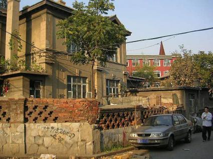 ロシア街旧住宅街2