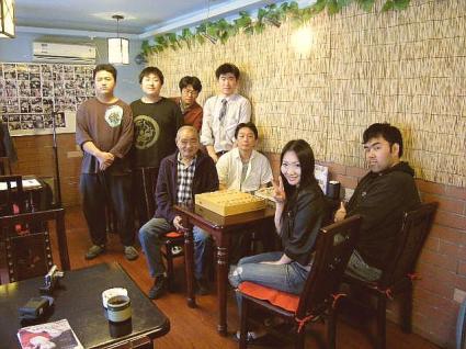 メンバーの集合写真