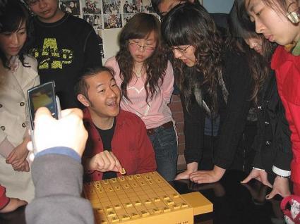 将棋、象棋の会4