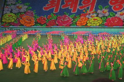 2007年アリラン祭(※別料金)