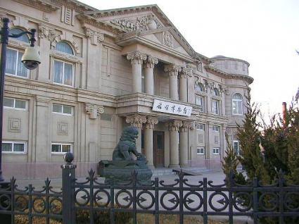 旅順博物館ツアー