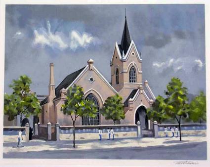 大連 西広場教会