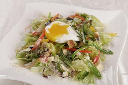 シーザーサラダ(芝士蔬菜沙拉)