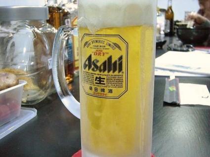 パッキンキン生ビールその2