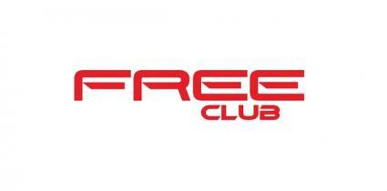 FREE CLUBロゴマーク