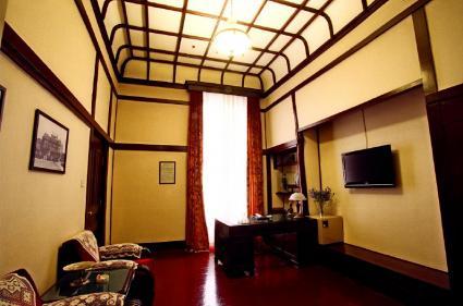 大連ヤマトホテルへタイムスリップできる特別復元ルーム