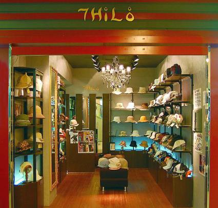日本の帽子屋さん 7HiLo(チヒロ)1号店