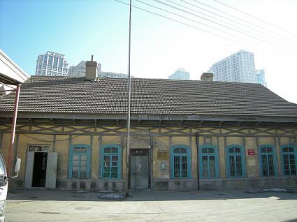 旧大連駅(初代)