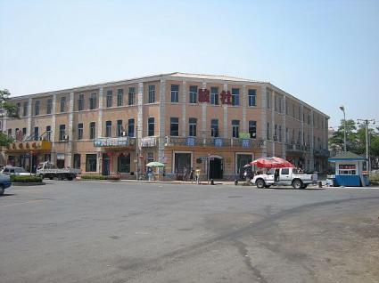 旅順ヤマトホテル(旅顺大和旅馆)