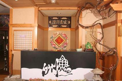 洲魚 カウンター