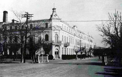 1918年 旅順師範学堂