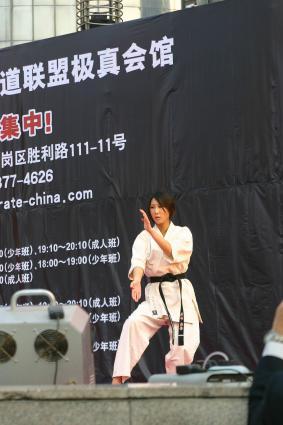 大連総本部部長 浜井 美香さん