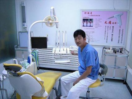 日本人医院長 今富先生