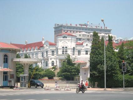 旧旅順赤十字病院