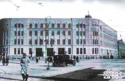 中央郵便局全景