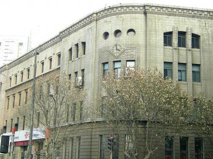 旧中央郵便局