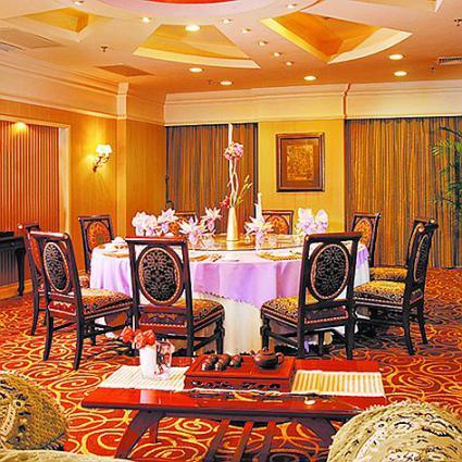中華レストラン個室1