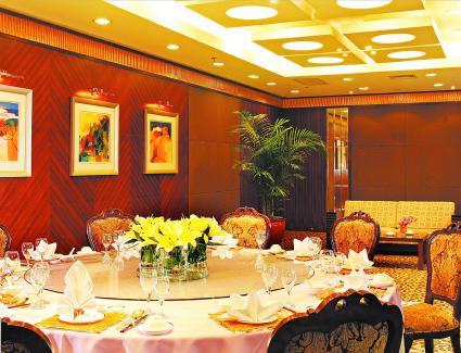 中華レストラン個室2