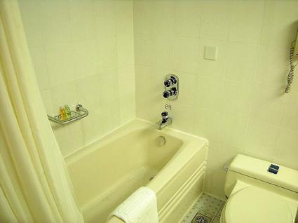 客室 浴槽
