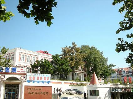 旧旅順民政署