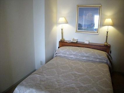 アパートメント ベッドルーム