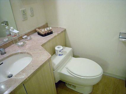 アパートメント トイレ