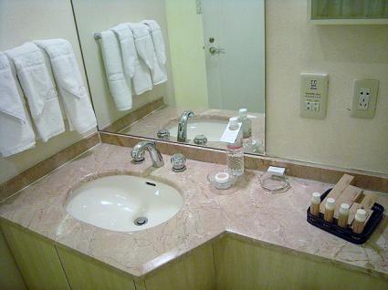 レジデンス 洗面台