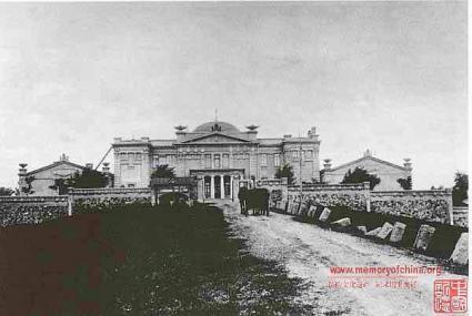 関東州高等法院 古写真