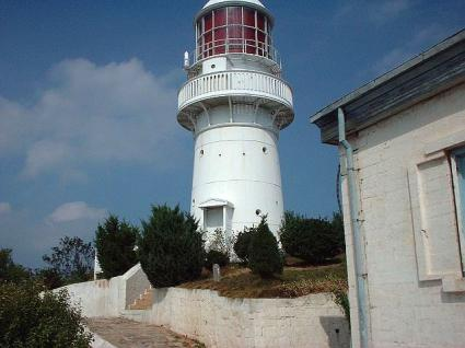老鉄山灯台
