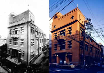大阪毎日新聞旧京都支局