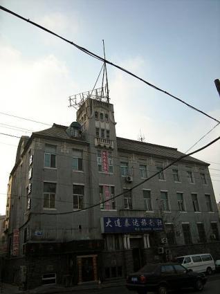 旧大阪毎日新聞大連支社