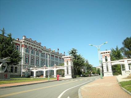旧旅順工科大学(旧旅順工科学堂)