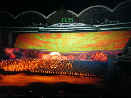 2011年アリラン祭り・北朝鮮旅行・ツアー