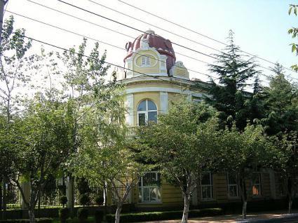 旧旅順中学校