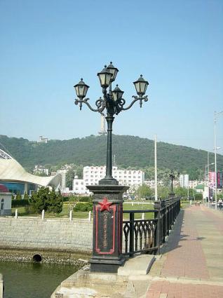 旧日本橋欄干