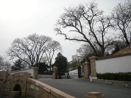 旧関東庁長官官邸