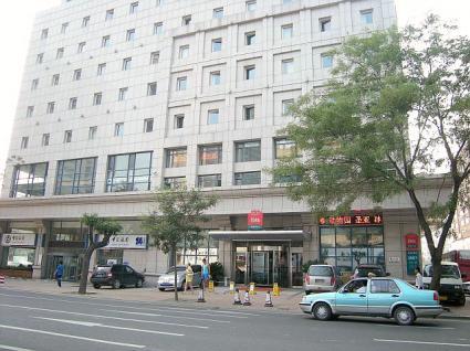 ホテル イビス大連三八(大连三八宜必思酒店)