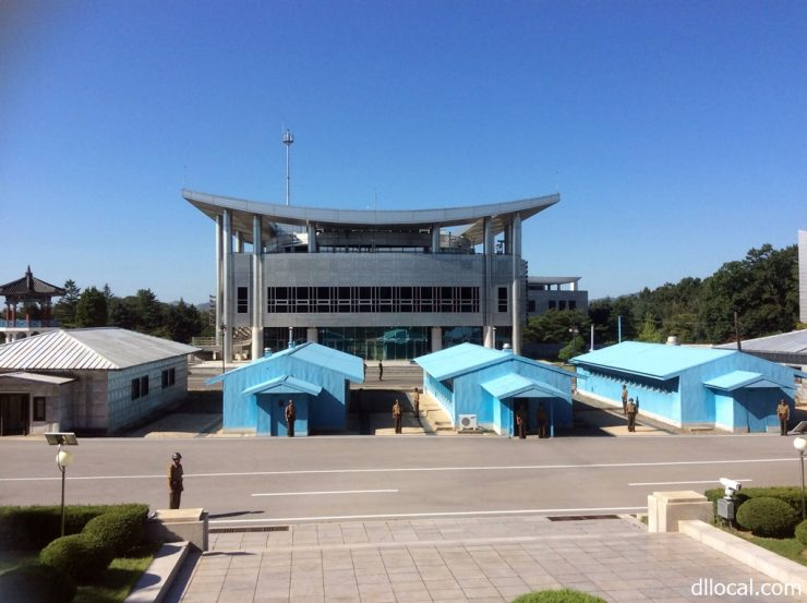 北朝鮮・板門店・観光ツアー