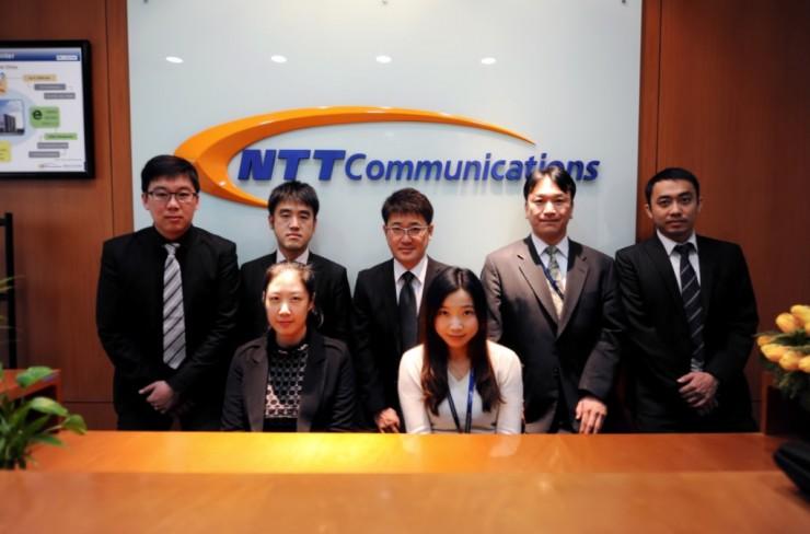 大連進出や中国内移転をオフィス構築トータルサポートサービスで強力にサポートするNTTコミュニケーションズ大連