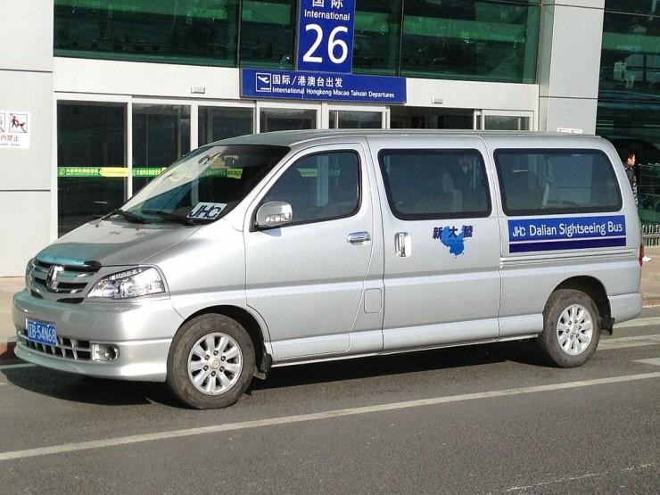 大連エクスプレス観光バスの大連西崗商務旅行社有限公司