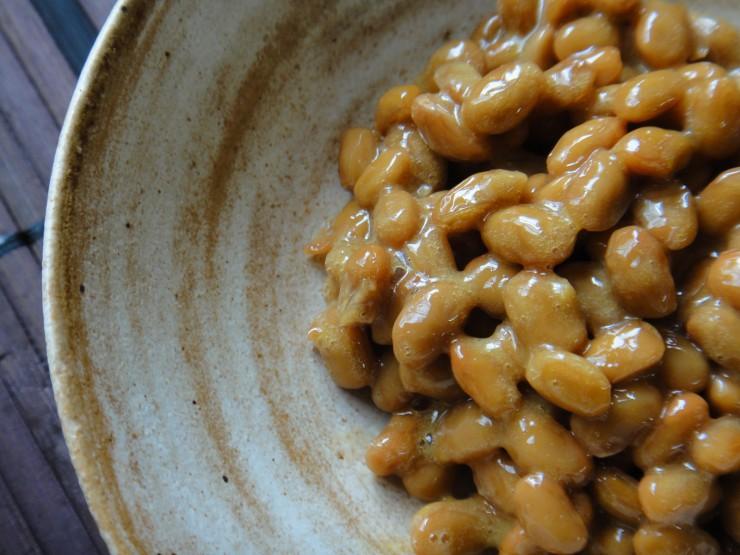 納豆の原料は大豆