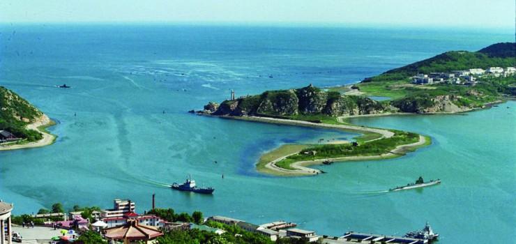 大連旅順旅遊集団ご提供の旅順口写真